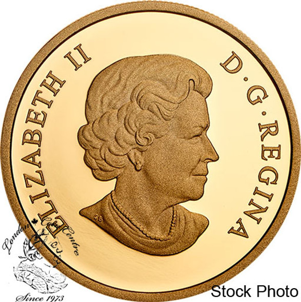 Canada: 2020 $200 Early Canadian History: New France Pure Gold Coin