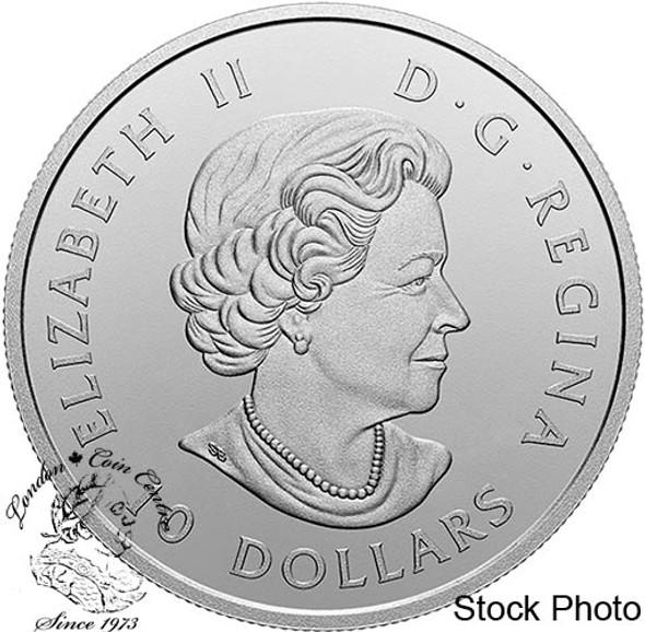 Canada: 2020 $10 O Canada! Polar Bears Fine Silver Coin