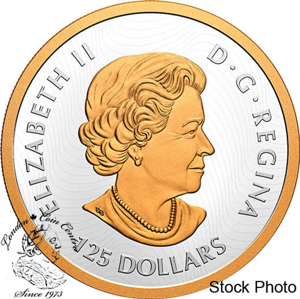 Canada: 2020 $125 75th Anniversary of UNESCO Fine Silver Coin