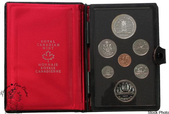 Canada: 1977 Jubilee Double Dollar Set