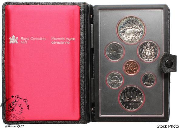 Canada: 1980 Polar Bear Double Dollar Set