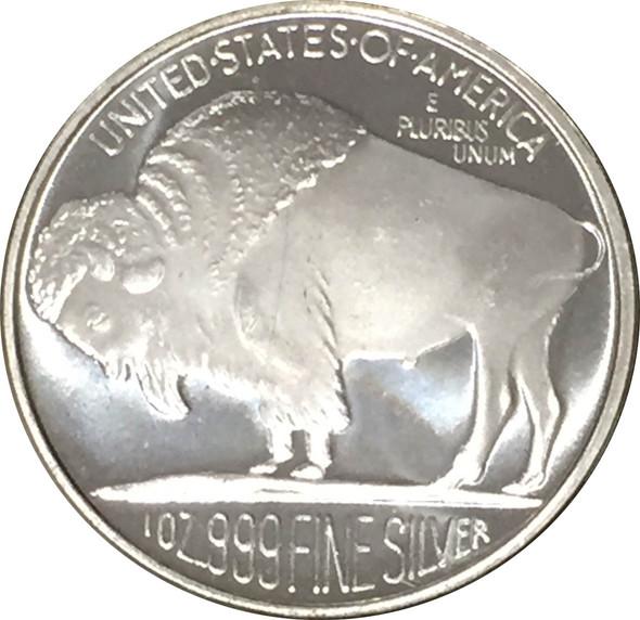 Buffalo 1 oz .999 Silver Round