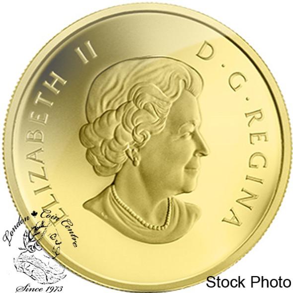 Canada: 2014 $5 Goose Pure Gold Coin