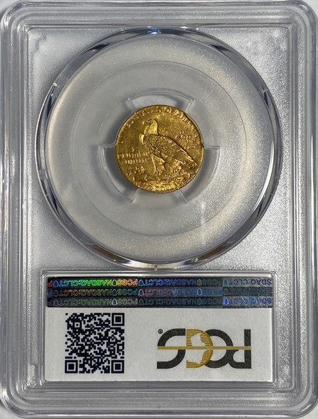 United States: 1926 $2.50 Indian Head Gold Coin PCGS MS64+