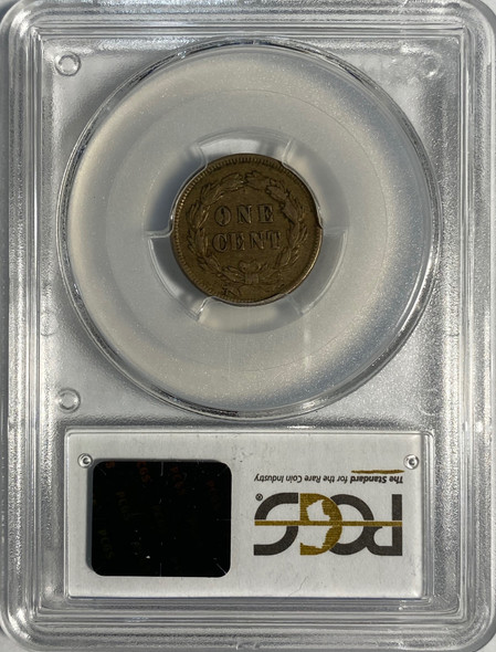 United States: 1859 1 Cent PCGS XF40