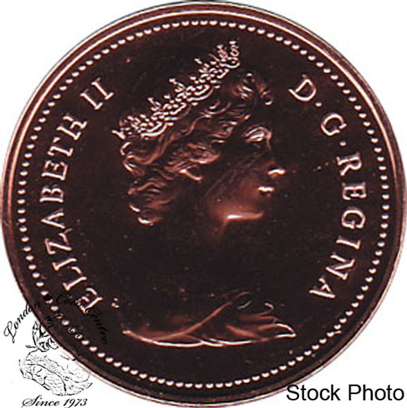 Canada: 1980 1 Cent Proof Like