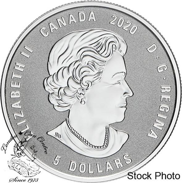 Canada: 2020 $5 Birthstones: June Fine Silver Coin