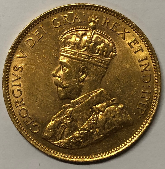 Canada: 1912 $10 Gold Coin Lot#4