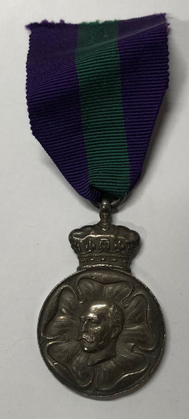 1717 - 1917 Duke of Connaught Medal