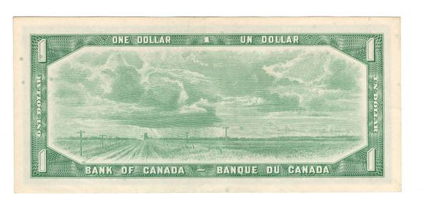 Canada: 1954 $1 Bank Of Canada Banknote BC-37c Lot#5