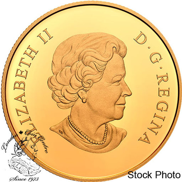 Canada: 2021 $150 Year of the Ox 18-karat Gold Coin