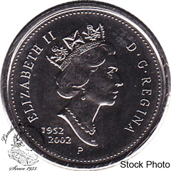 Canada: 2002P 10 Cent Proof Like