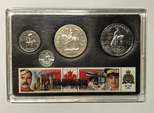 Canada: 1973 Coin and Stamp Set
