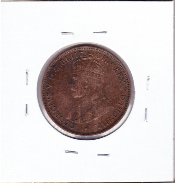 Jersey: 1911 1/24 Shilling