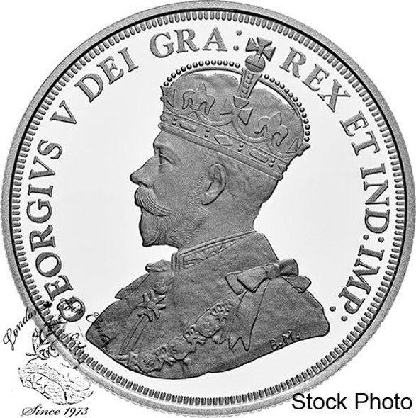 Canada: 2021 $1 100th Anniversary of Bluenose Proof Dollar Fine Silver Coin