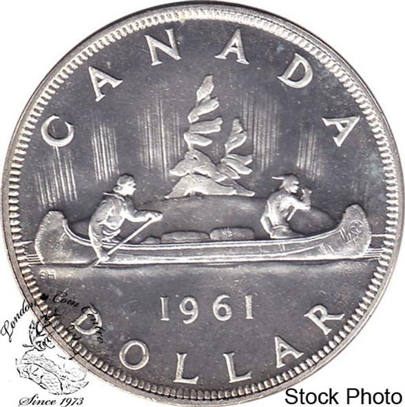 Canada: 1961 $1 Proof Like