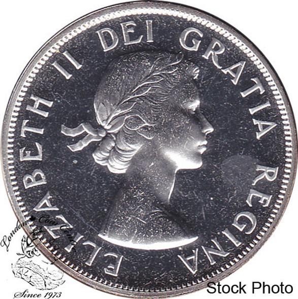 Canada: 1962 $1 Proof Like
