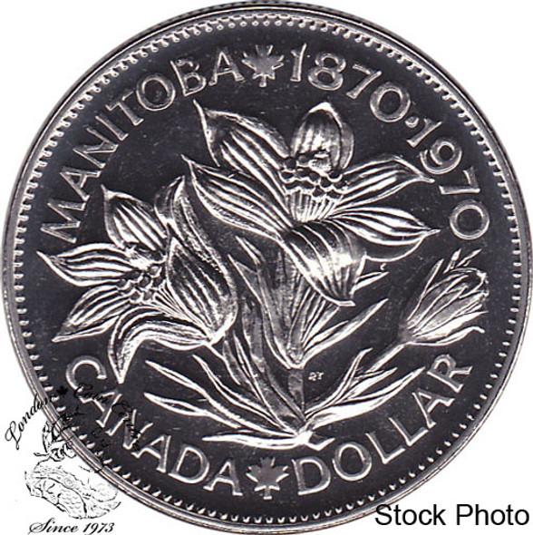 Canada: 1970 $1 Proof Like