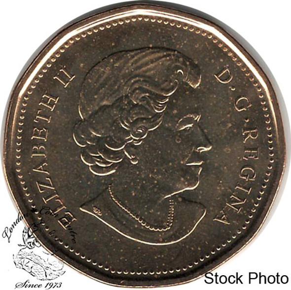Canada: 2011 $1 Parks Canada BU