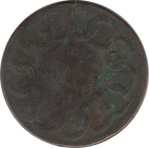 United States: 1787 Fugio Cent