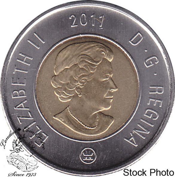 Canada: 2011 $2 Proof Like