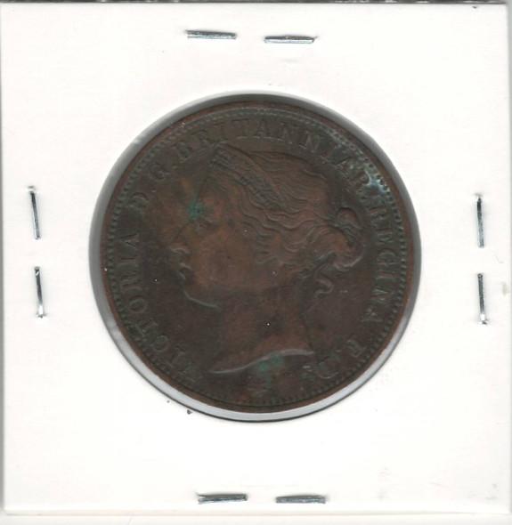 Jersey: 1888 1/12 Shilling Lot#2