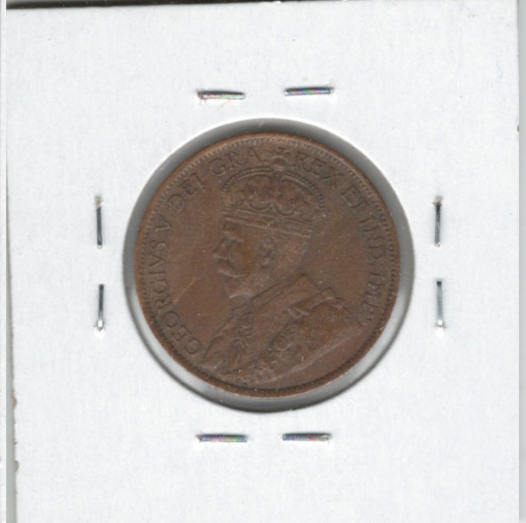 Canada: 1912 1 Cent  MS60