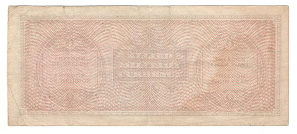 Italy: 1943 100 Lire Banknote