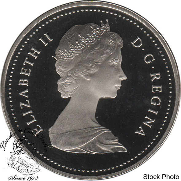 Canada: 1983 5 Cent Proof