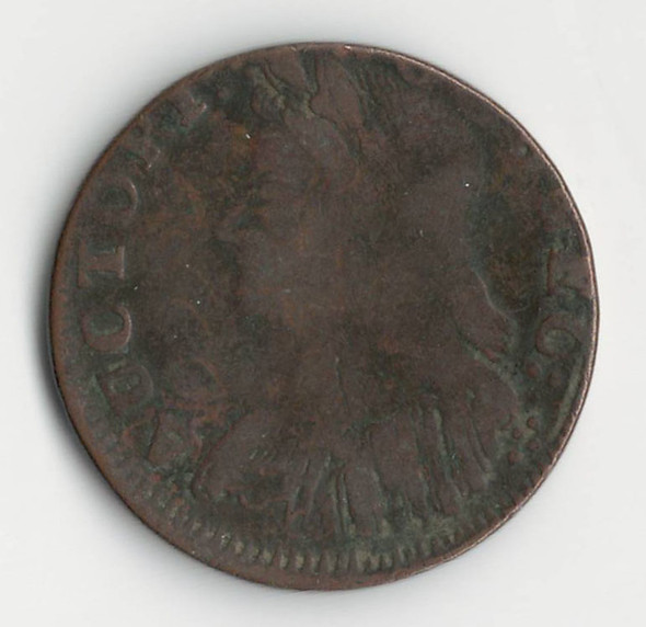 United States: 1787 Connecticut 1/2 Penny