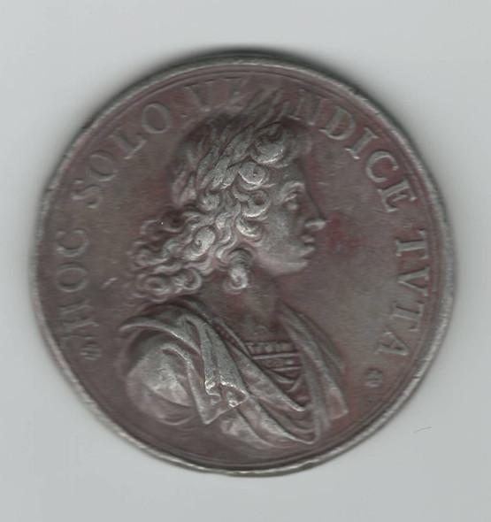 Sweden: 1676 Battle of Lund Medal Karl XI 48mm