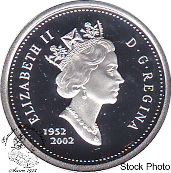Canada: 2002 10 Cent Proof