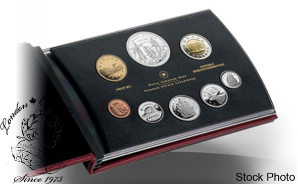Canada: 2012 200th Anniversary of the War of 1812 Double Dollar Proof Set
