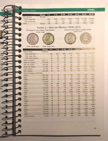 2022 The Official Red Book - A Guide Book of United States Coins