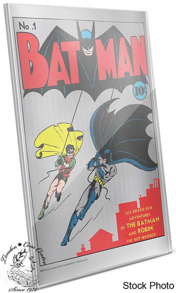 New Zealand Mint: 2018 Batman #1 35 Gram Pure Silver Foil