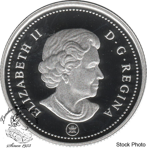 Canada: 2011 25 Cent Proof