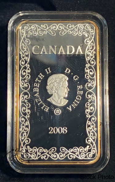 Canada: 2009 $15 Playing Card Money Queen of Spades Sterling Silver Coin