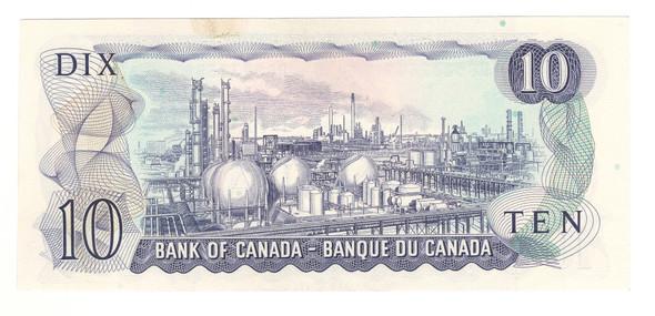 Canada: 1971 $10 Bank Of Canada Banknote DG Lot#2