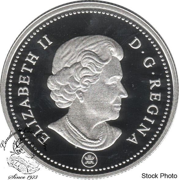 Canada: 2010 50 Cent Proof