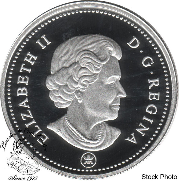 Canada: 2011 50 Cent Proof