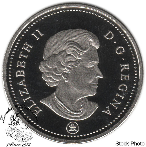 Canada: 2012 50 Cent Proof