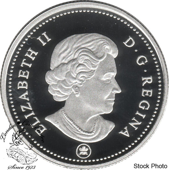 Canada: 2013 50 Cent Silver Proof
