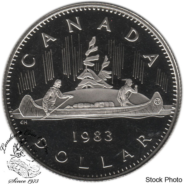 Canada: 1983 $1 Proof