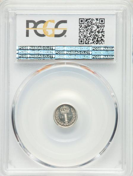 Great Britain: 1937 Maundy Set (4 Coins) PCGS PR66