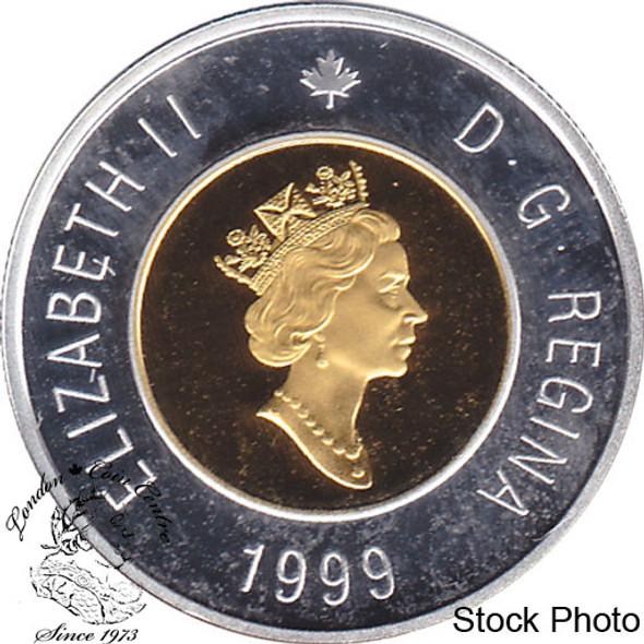 Canada: 1999 $2 Proof