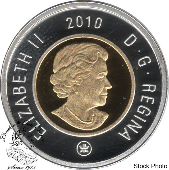 Canada: 2010 $2 Proof