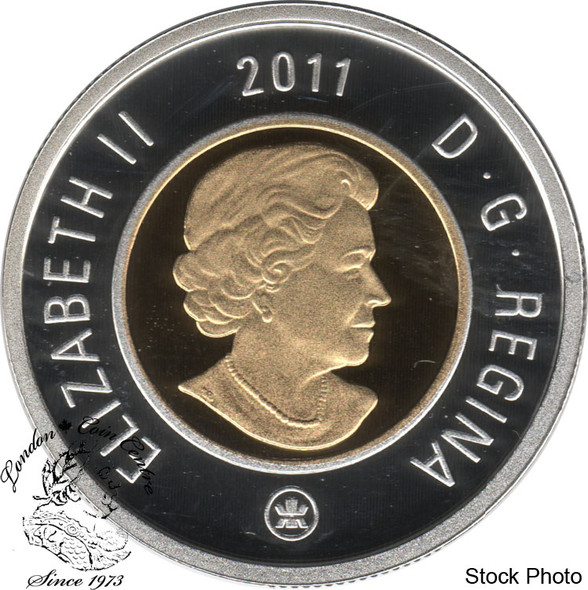Canada: 2011 $2 Proof