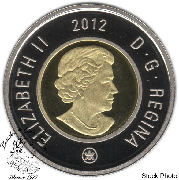 Canada: 2012 $2 Proof