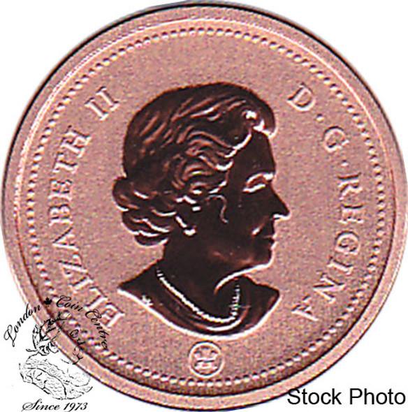 Canada: 2012 1 Cent Specimen