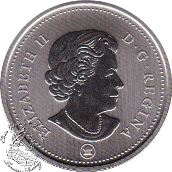 Canada: 2014 50 Cent Specimen